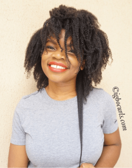 Wash & Go Wash Day - Igbocurls