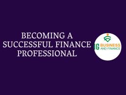 Successful Finance Professional