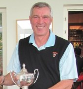 Nigel Butler - club champion Seniors-2013