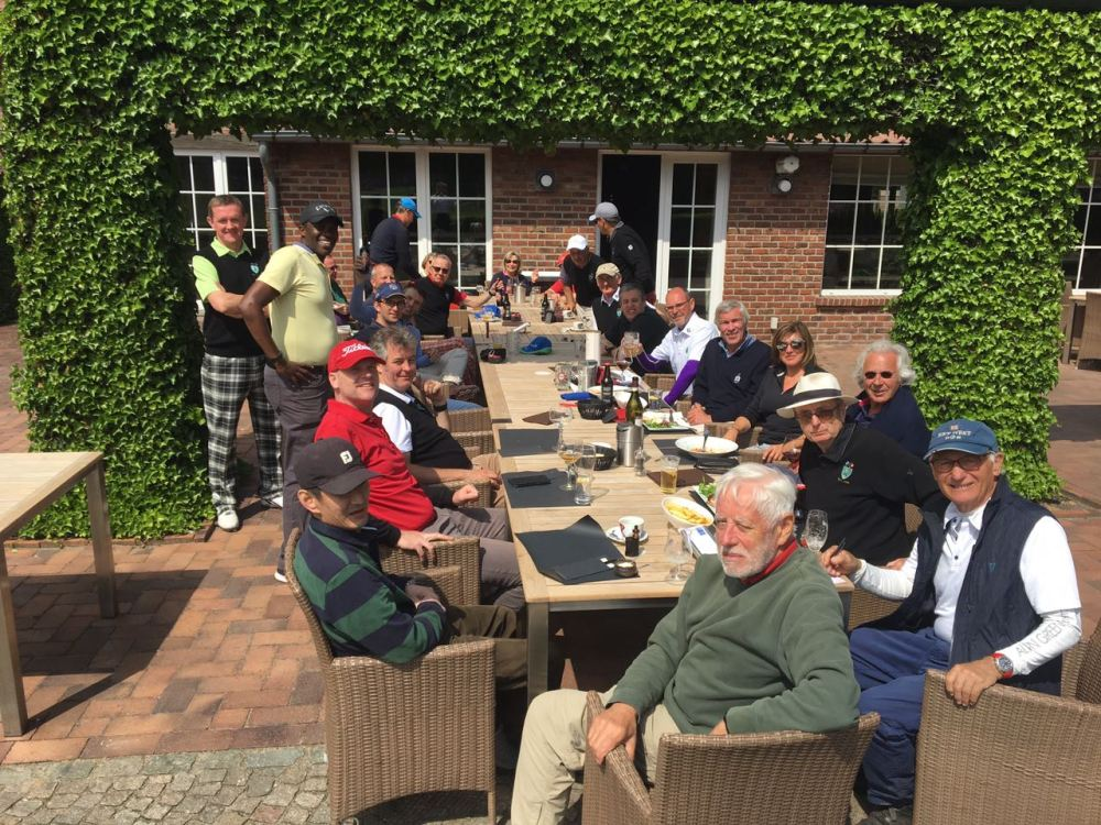 Captain's Day at Royal Limburg Golf & CC