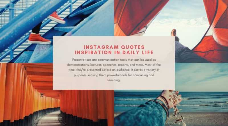 Instagram Quotes