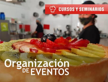 curso corto organización de eventos