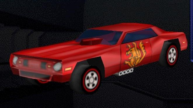IGCDnet Hot Wheels Mongoose in Hot Wheels Turbo Racing