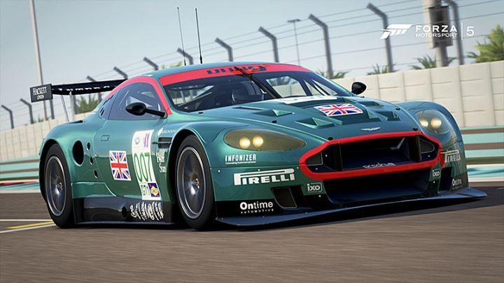 Igcdnet Aston Martin Dbr9 In Forza Motorsport 5