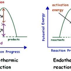 What Is An Energy Level Diagram 1981 Yamaha Xt250 Wiring 4 14 Represent Exothermic And Endothermic Reactions On A Simple Igcse2016