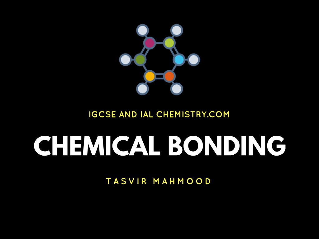 Types Of Chemical Bonding Ionic Covalent And Metallic