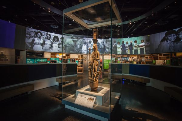 National Museum African American History and Culture