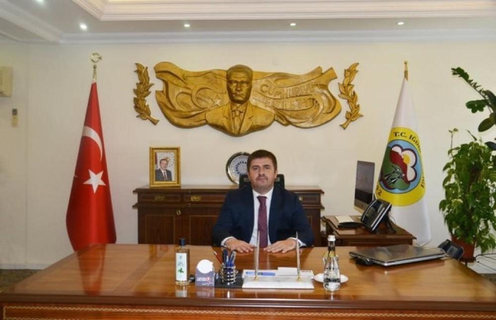 Iğdır Valisi Sarıibrahim'in korona virüs testi pozitif çıktı