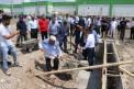 Iğdır'da 400 kişiye istihdam sağlayacak 2 milyon euroluk tesisin temelleri atıldı