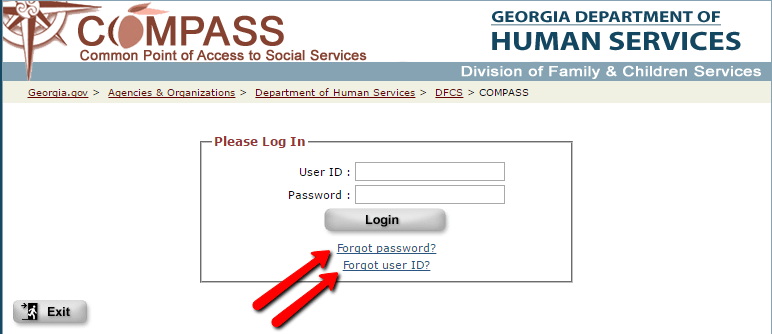 ga_compass_user_id_password