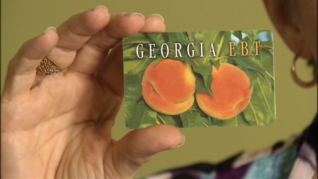 10 Facts about the Georgia Food Stamp Program