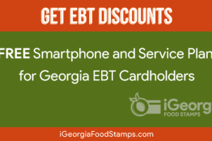 """Free Government Phones for Food Stamps Georgia"""