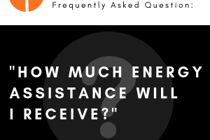 Georgia LIHEAP FAQ - How much Energy Assistance will I receive?