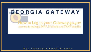 Georgia Pregnancy Medicaid Eligibility – Georgia Food Stamps