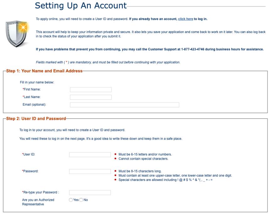 """Georgia Gateway Login Account 1"""