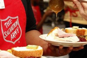 salvation army thanksgiving assistance