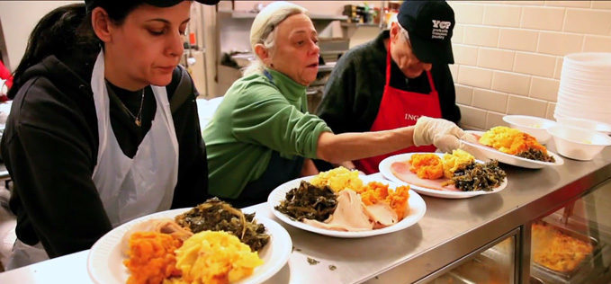 thanksgiving meals for free in georgia