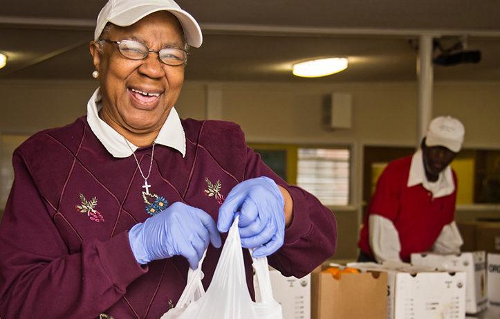 Food Bank of Northeast Georgia help