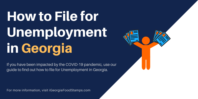 How to File for Unemployment in Georgia