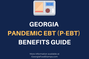 Georgia Pandemic EBT Benefits Guide