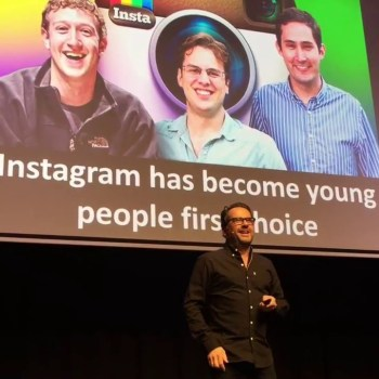 Phil Gonzalez warsztaty szkolenia Instagram fotografia mobilna