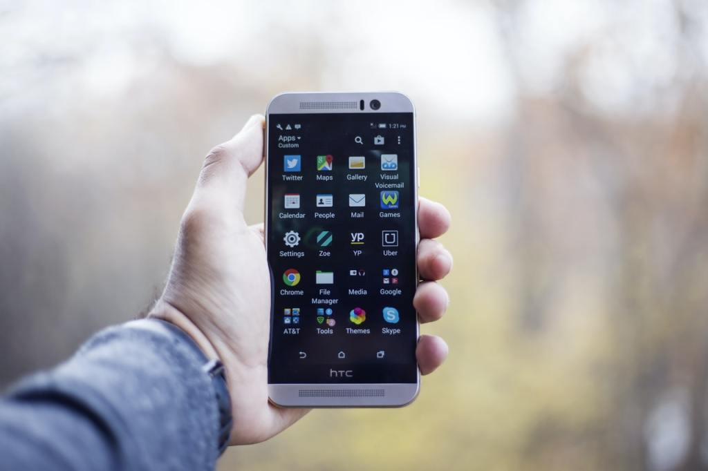 HTC Poland telefony