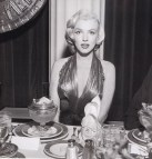 Marilyn Monroe Eating