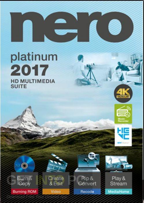 Nero 2017 Platinum Full : platinum, Platinum, Download