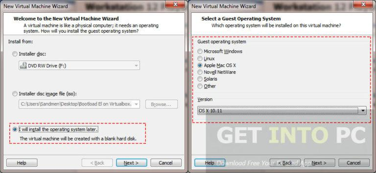 Mac Os X El Capitan Iso For Vmware