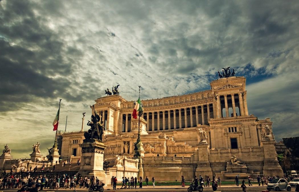 Rome - vittorio emanuele monument