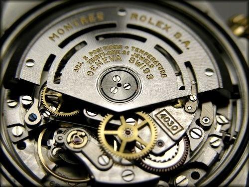 Montres Rolex S.A. - 31J, Caliber 4030 movement