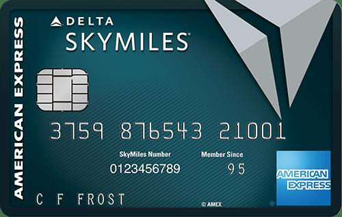 Amex Delta Reserve Card