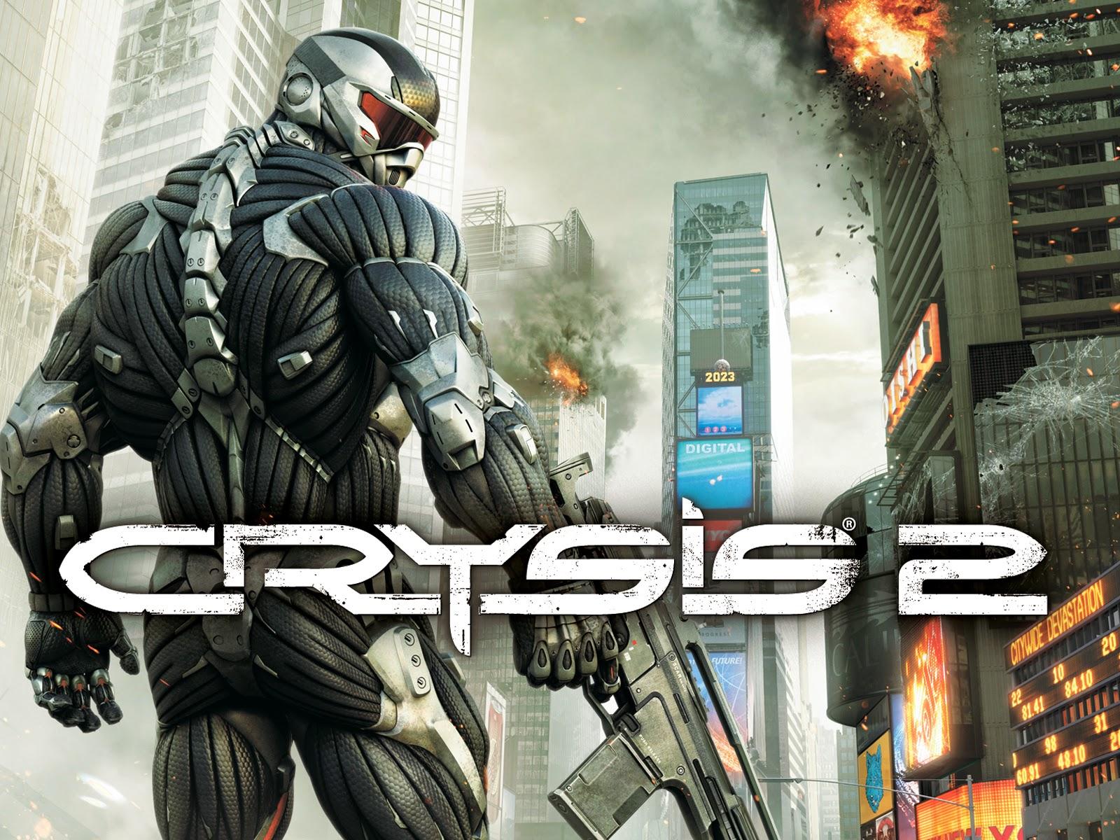 New York City Full Hd Wallpaper Crysis 2 Free Download 171 Igggames