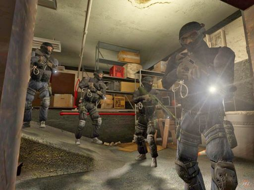SWAT 4 Gold Edition Torrent Download