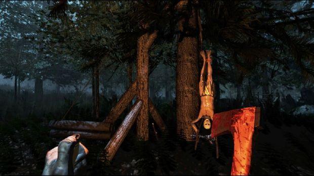 The Forest Free Download (Alpha v0.68b)