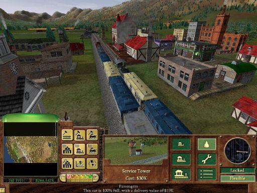 Railroad Tycoon 3 Free Download « Igggames