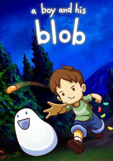 A Boy And His Blob Free Download IGGGAMES