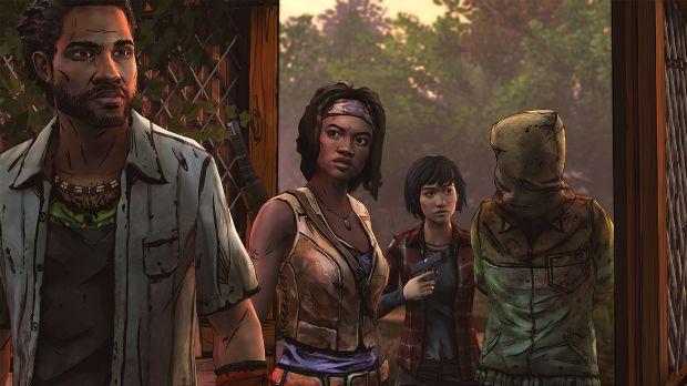 The Walking Dead: Michonne Episode 3 PC Crack