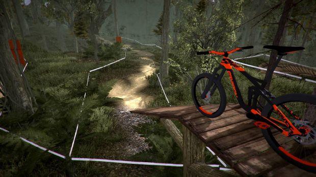 mtb downhill simulator free