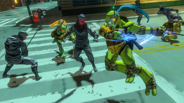 Teenage Mutant Ninja Turtles: Mutants in Manhattan PC Crack