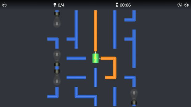 Electrical Circuit Game
