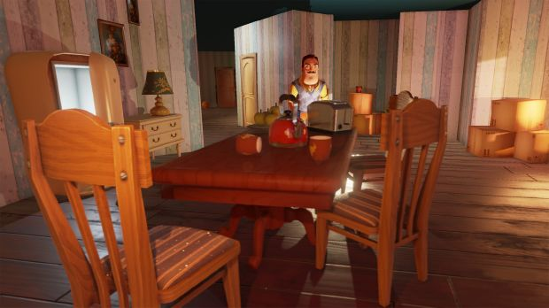 Hello Neighbor Torrent Download