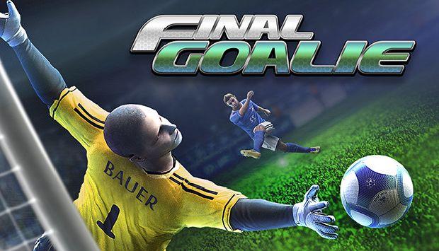 Final Goalie: Football simulator Free Download