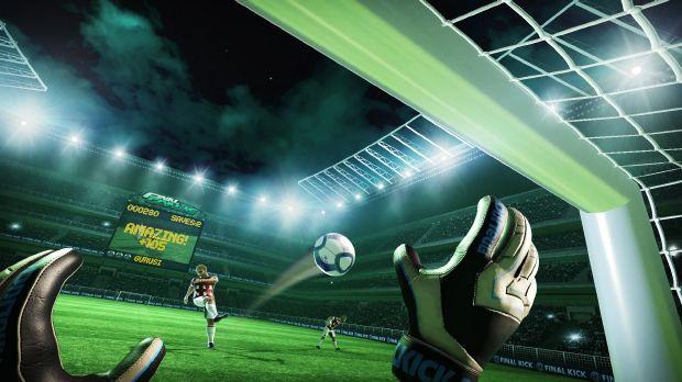 Final Goalie: Football simulator PC Crack