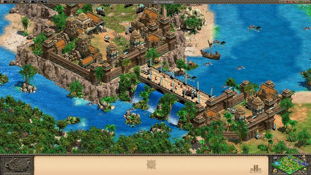 Age of Empires II HD: Rise of the Rajas Torrent Download