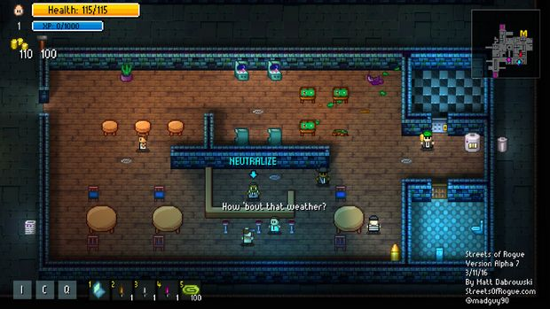Streets of Rogue Torrent Download
