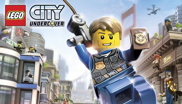 LEGO City Undercover Free Download Update 1 IGGGAMES