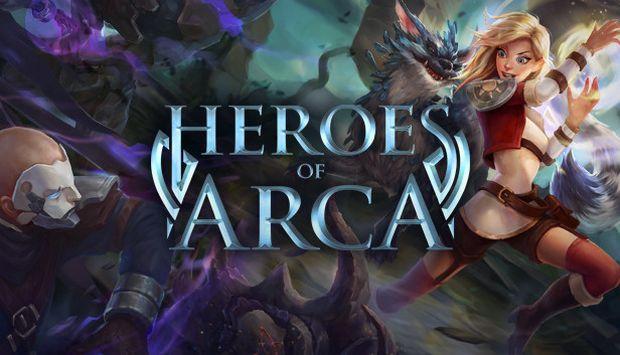 Heroes of Arca Free Download