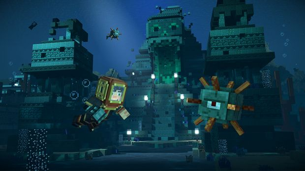 Minecraft: Story Mode - Season Two PC Crack