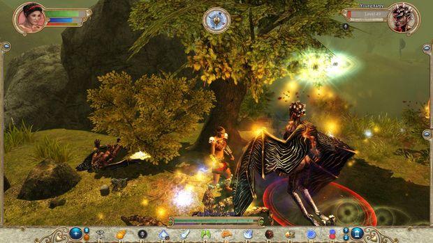Numen: Contest of Heroes PC Crack